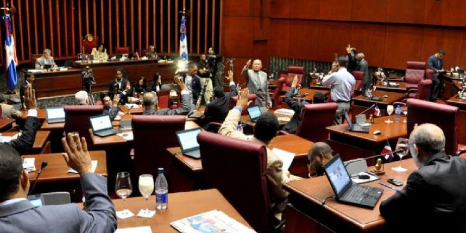Aún no ha sido revelados los nombres de los congresitas que recibieron el soborno Foto:Fuente Externa