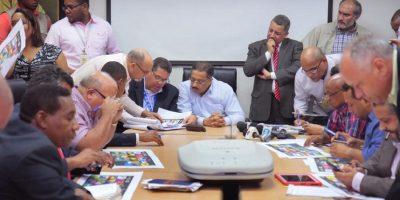 García dice que PLD no ha intervenido en el trabajo de la JCE