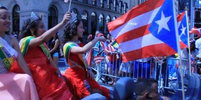 Boricuas tienen su fiesta en NY