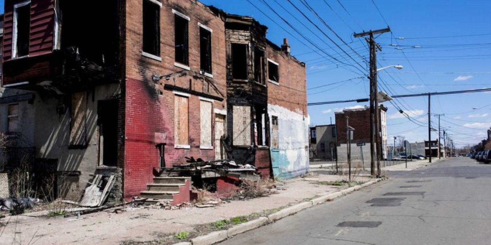 Camden ha permanecido en la lista de las 10 ciudades más peligrosas en toda lanación estadounidense, al menos desde 1998. Foto:David Cordero