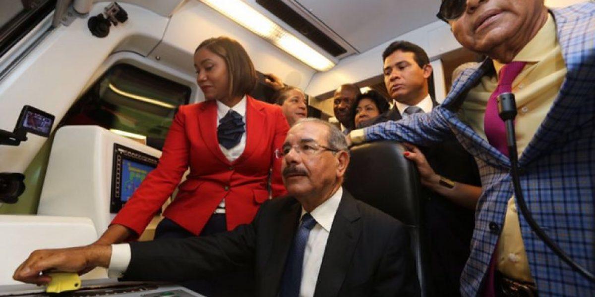 Resultado de imagen para Juan de los Santos y Diandino Peña en el Metro