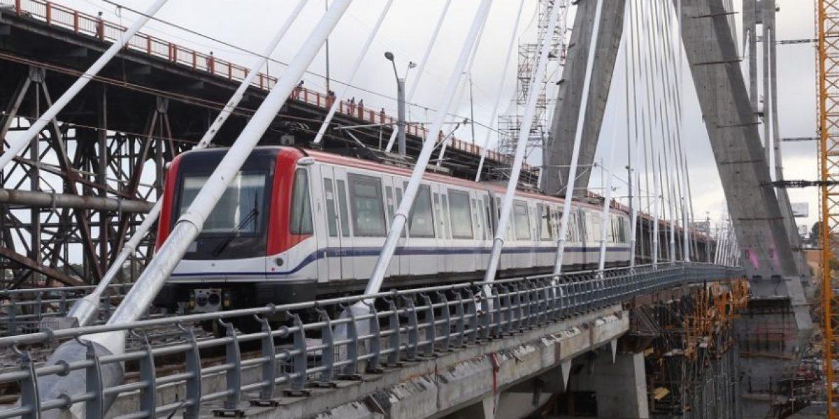Línea 2B arranca con tramos sin terminar