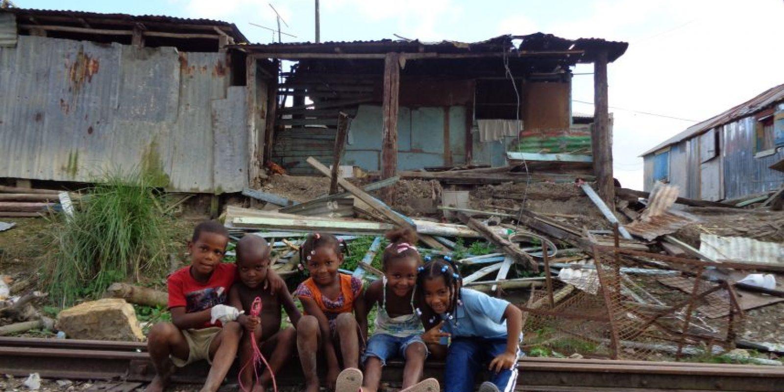 Las entidades católicas denuncian el desamparo de decenas de familias. Foto:Fuente Externa