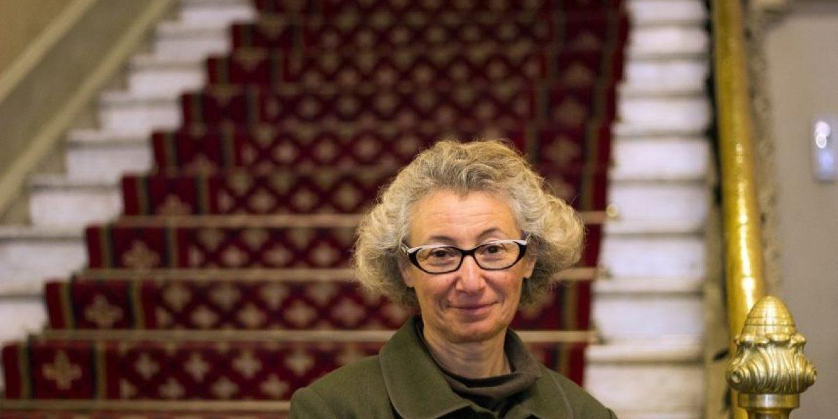 """Hiba Husseini: """"No Hay más solución que la solución de dos Estados"""