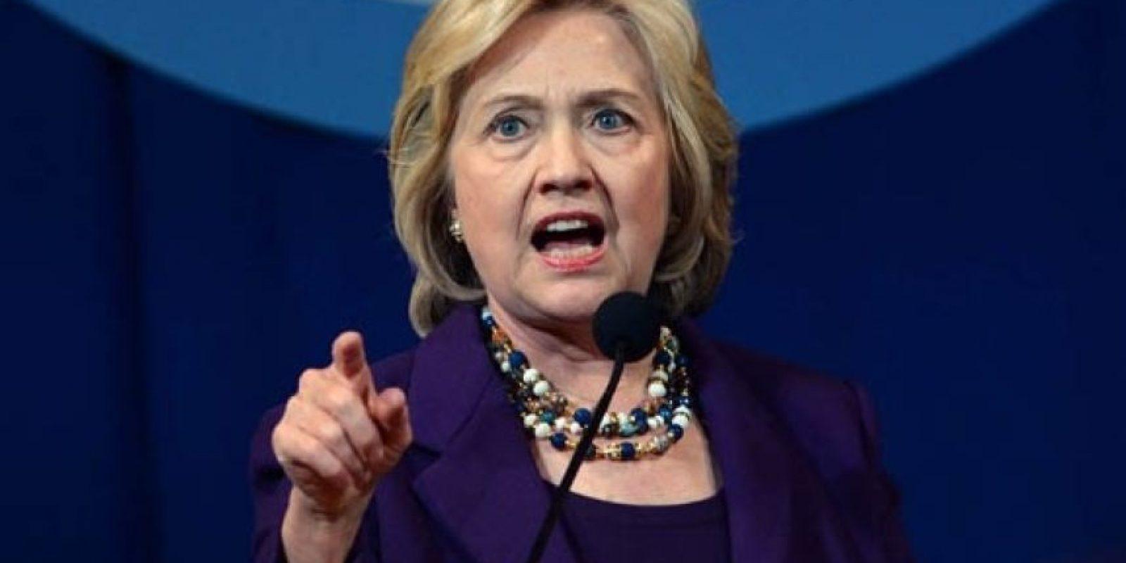 Hillary Clinton Foto:Metro