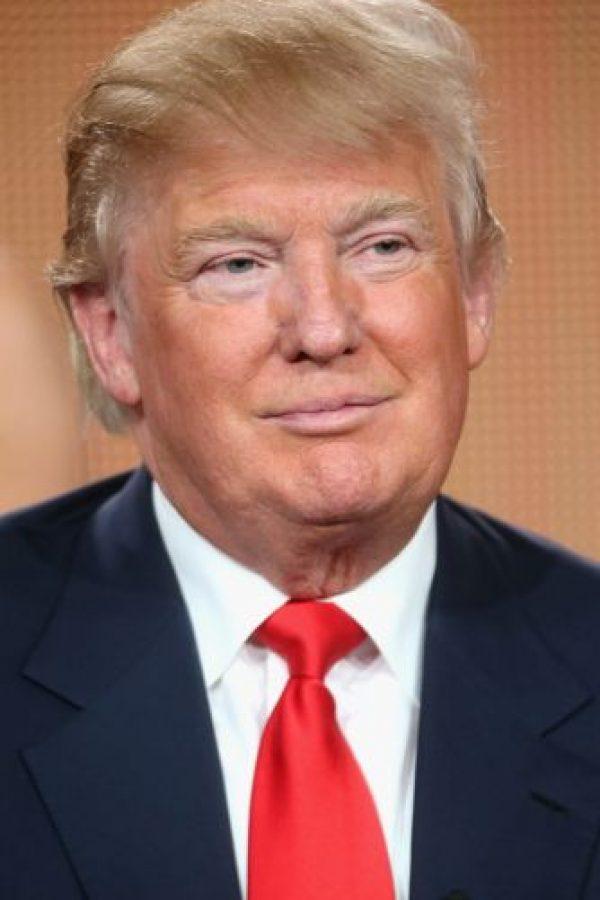 Donald Trump Foto:Metro