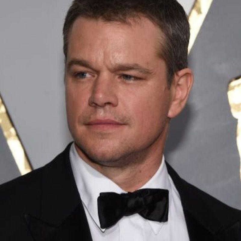"""5- """"Si tuviera una lista de deseos, yo diría que criar a mis cuatro niñas para que sean fuertes y buenas mujeres sería el Nº 1"""". Matt Damon, actor. Foto:Fuente Externa"""