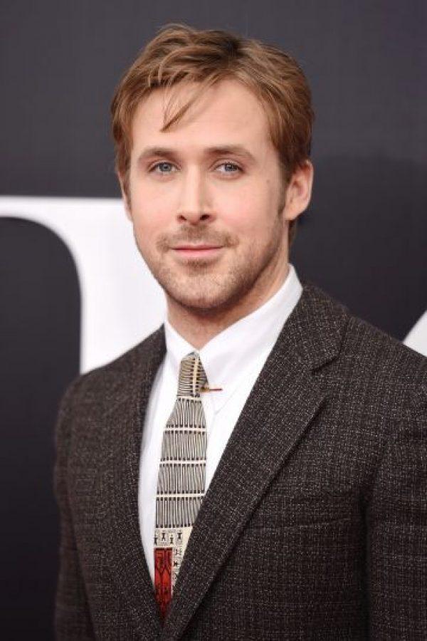 """3- """"Me atraen las películas que tienen fuertes personajes femeninos porque hay personajes femeninos fuertes en mi vida"""". Ryan Gosling, actor. Foto:Fuente Externa"""