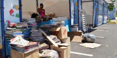 Avanzan los preparativos para la Feria Internacional del Libro 2016 Foto:Mario de Peña