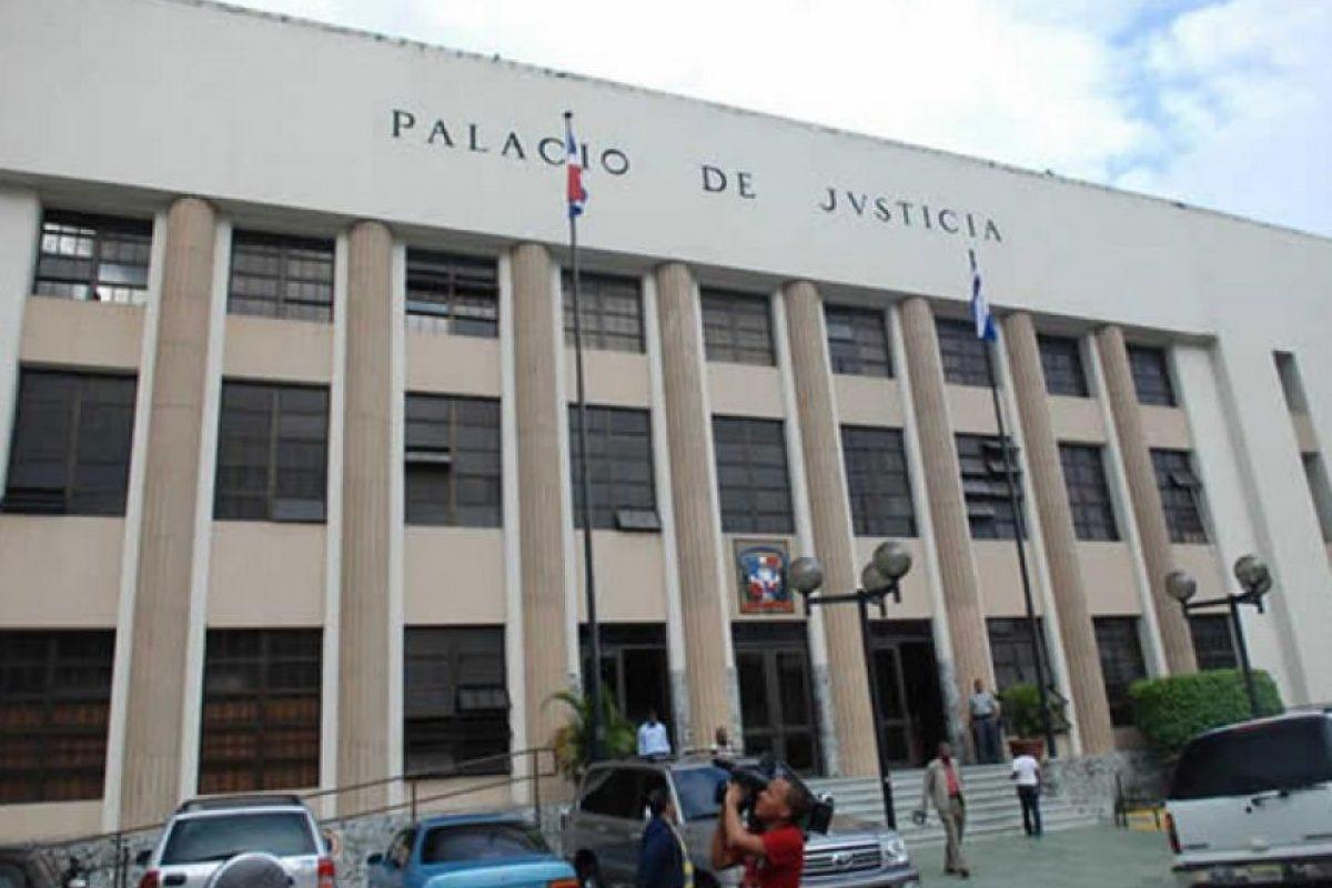 Fiscalía del Distrito Nacional Foto:Fuente Externa