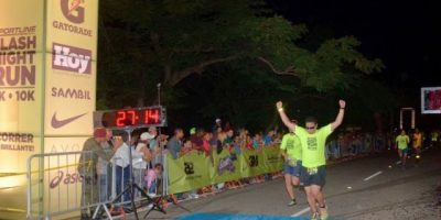 Tercera edición de Flash Night Run se correra este sábado