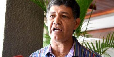 El alcalde Francisco Peña Foto:Fuente Externa