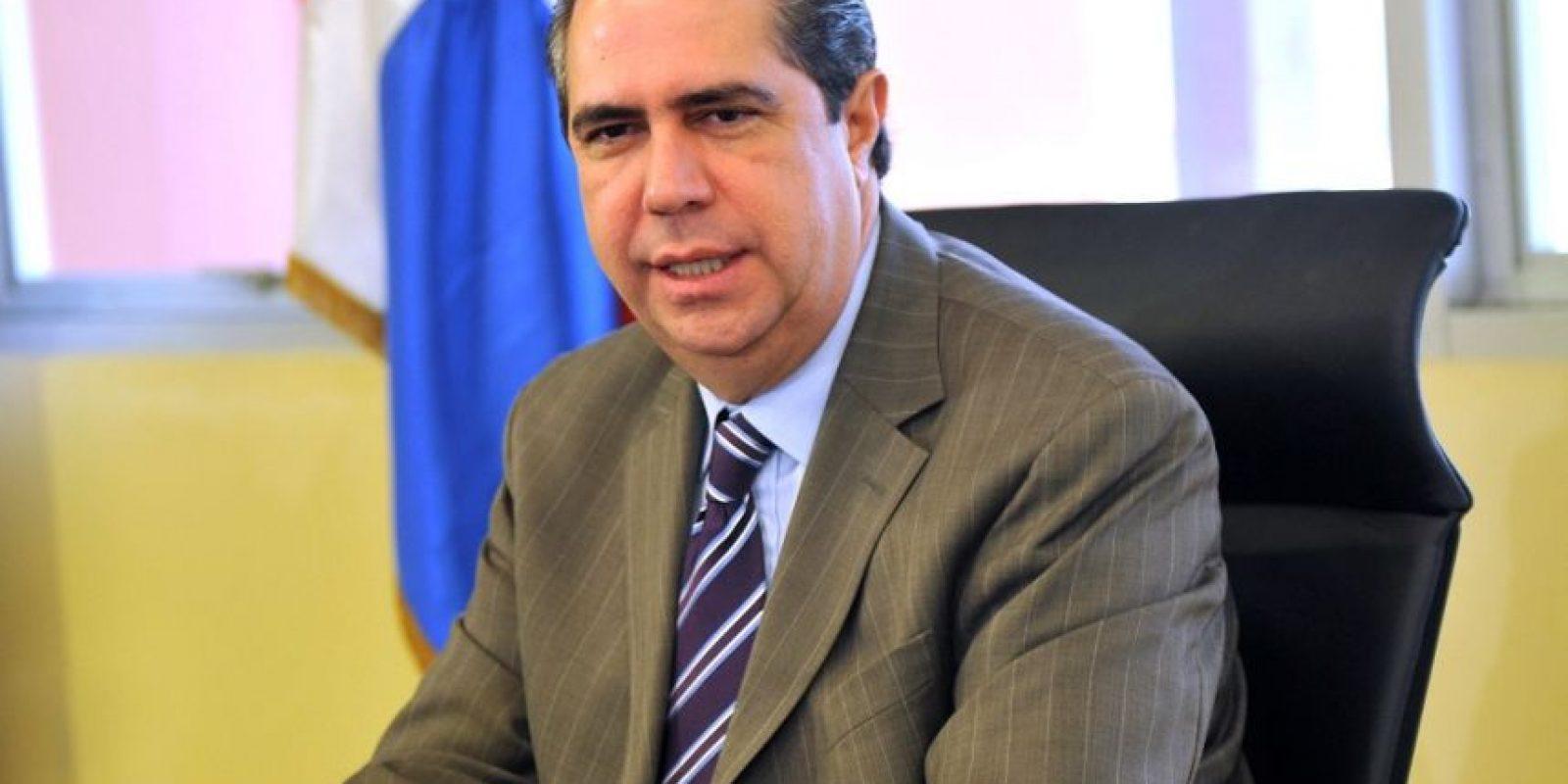 Francisco Javier García Foto:Fuente externa