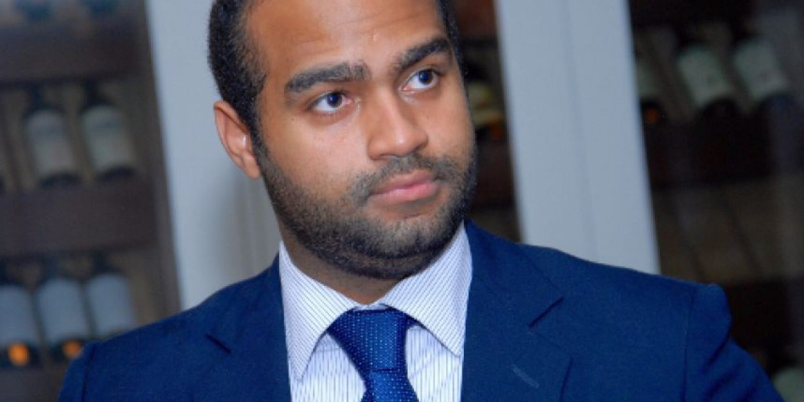 Samuel Sena, vicepresidente de la Fundación Morada Foto:Fuente Externa