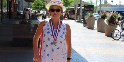 """Sobre Trump """"…puede que no suene bonito y que no sea políticamente correcto, pero lo dice para que nosotros podamos entender qué es lo que está mal"""".Gohnna Beuerlein, de 54 años, asiste por primera vez a la Convención Republicana"""". Foto:Fuente externa"""