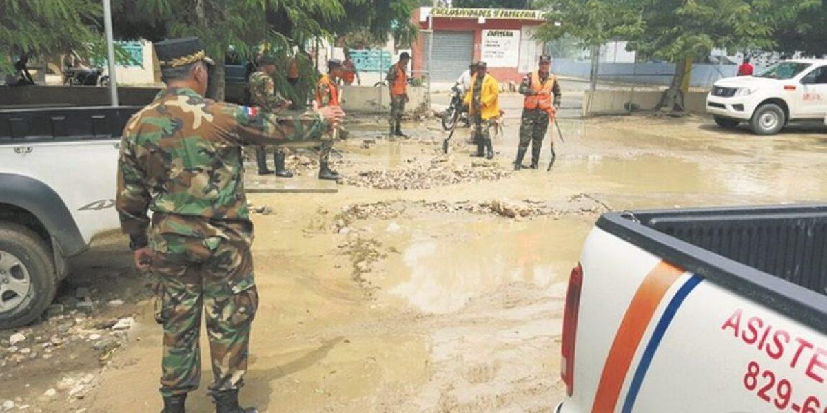 Huracán reflejó otra vez la fragilidad del país