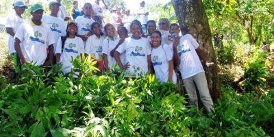 Jardín Botánico realiza jornada de siembra con motivo a la conmemoración del  Día del Árbol
