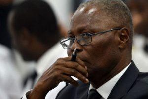 Jocelerme Priver, nuevo presidente transitorio gobierno haitiano Foto:Fuente externa