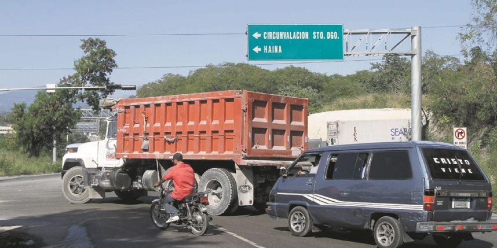 La dificultad se ha convertido en un dolor de cabeza para conductores. Foto:Roberto Guzmán