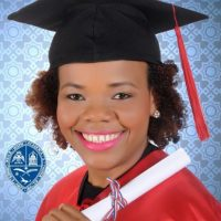 Fatíma González estudió Ciencias Políticas en la UASD.