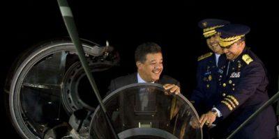 Leonel Fernández, presidente de ese entonces, fue quien aprobó la compra de los aviones.