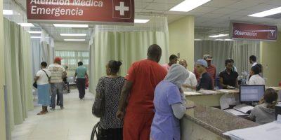 Los accidentes en motocicletas continúan llenando las salas de emergencias de los hospitales. Foto:Roberto Guzmán