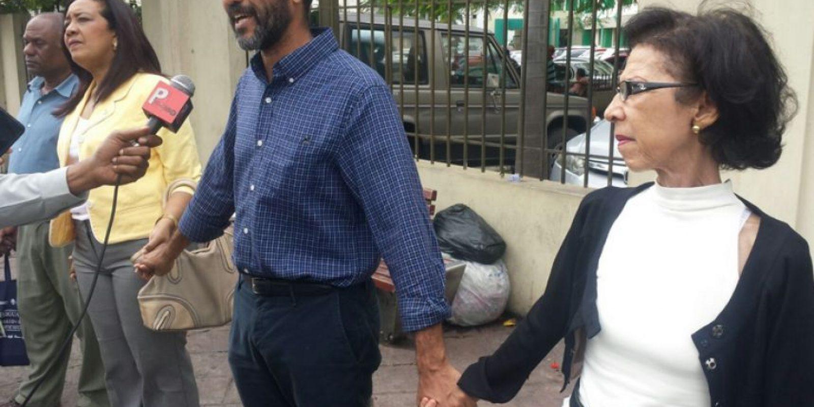 Manuel Robles, del movimiento Poder Ciudadano Foto:Fuente Externa