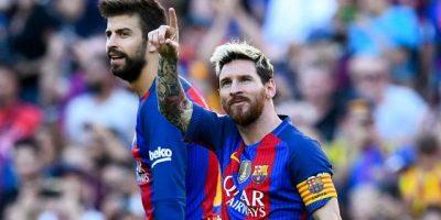 """Piqué: """"Leo Messi no sólo es el mejor del mundo, sino de la historia"""""""