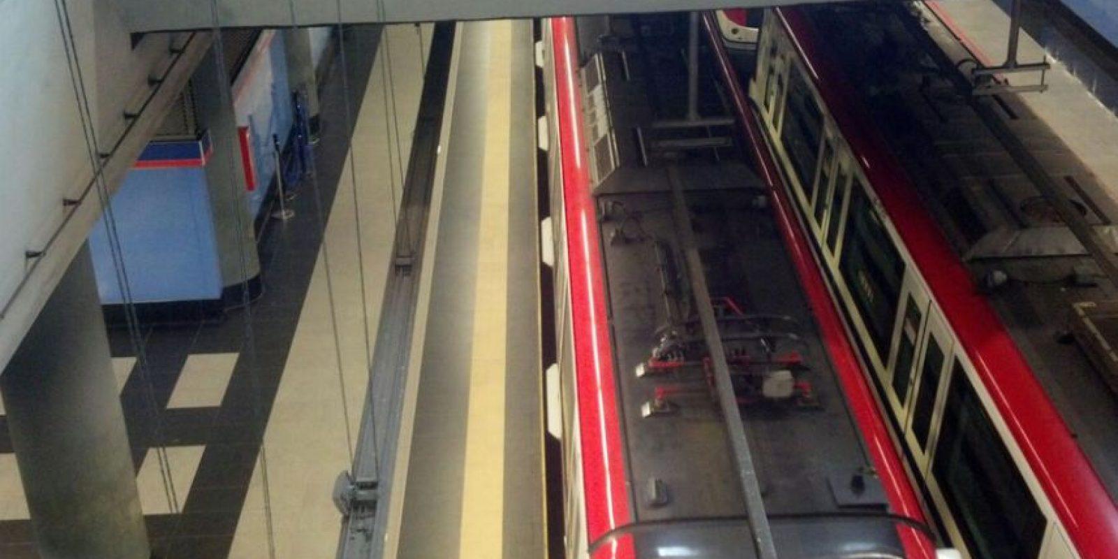Metro de Santo Domingo Foto:Fuente Externa