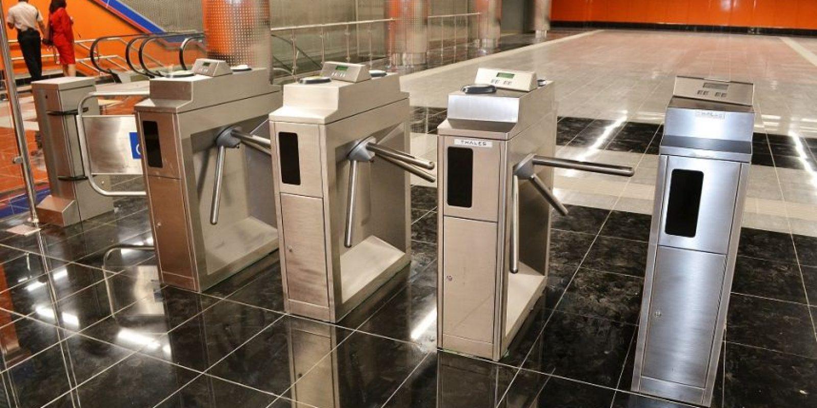 Las nuevas estaciones lucen más modernas. Foto:Mario de peña