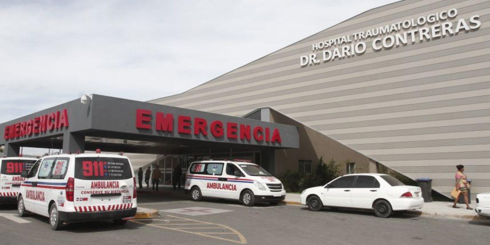Fachada del reconstruido Hospital Docente Universitario Dr. Darío Contreras. / Fotos: Roberto Guzmán