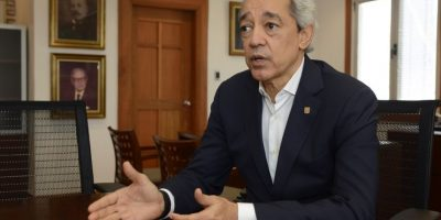 Luis Concepción habló con Metro en vísperas del fin de semana santo Foto:Roberto Guzmán