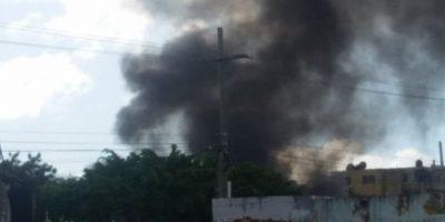 Seis heridos en explosión de planta de gas en Almar Rosa II