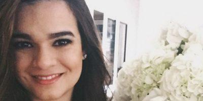 Hija de Leonel Fernández acompañará a Karim Abu en la candidatura por la alcaldía del Distrito