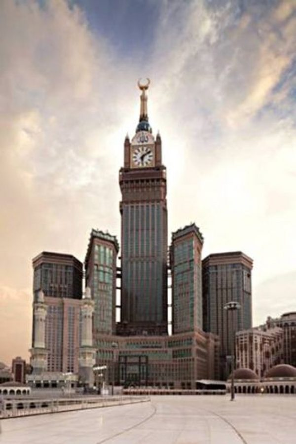 MAKKAH ROYAL CLOCK TOWER La Meca, Arabia Saudita (601 m)