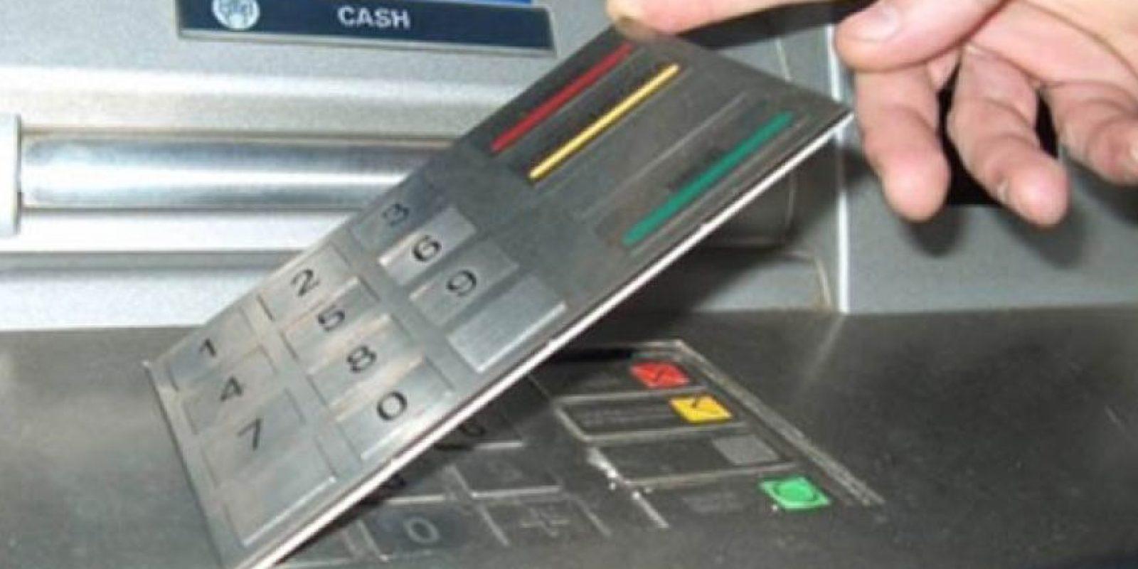 Fraude en clonación de tarjeta Foto:Fuente Externa