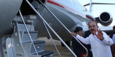 Danilo parte hacia Honduras; 4to viaje en un mes