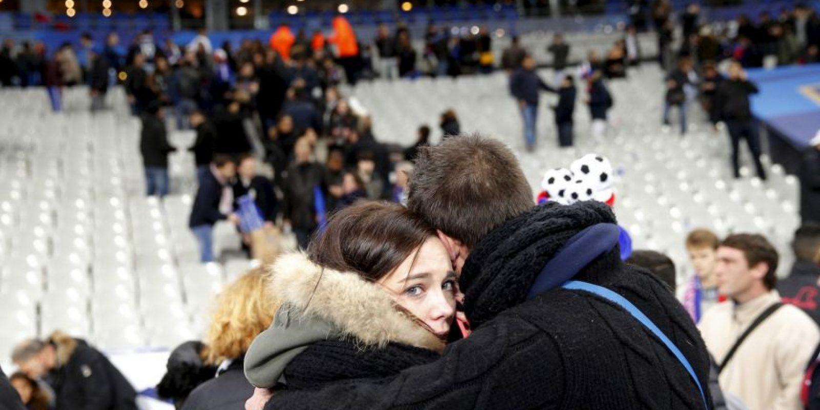 Un total de 129 personas fallecieron. Foto:AP