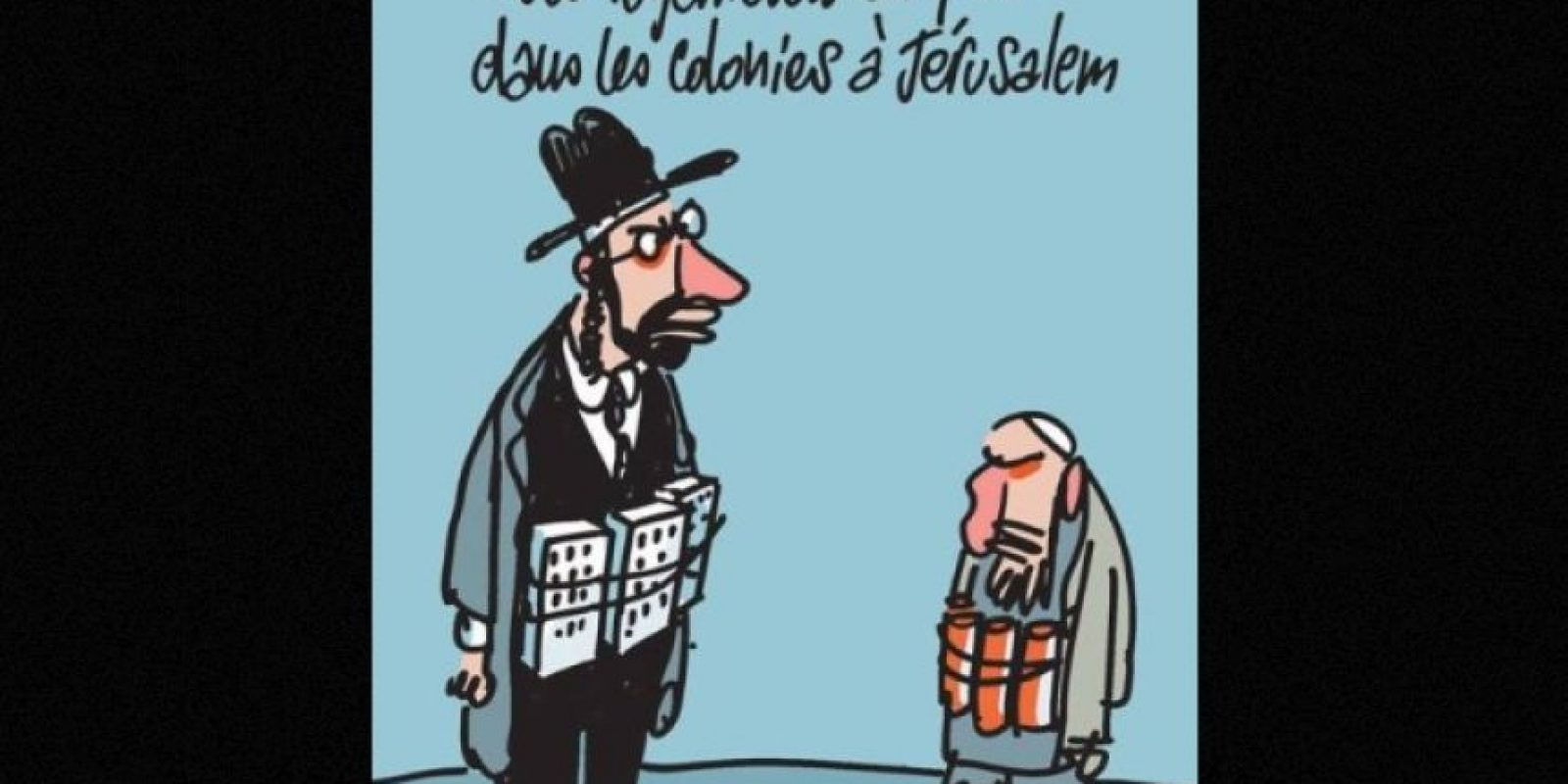 Foto: Facebook: Charlie Hebdo Officiel