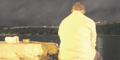 El pescador que rompió el silencio