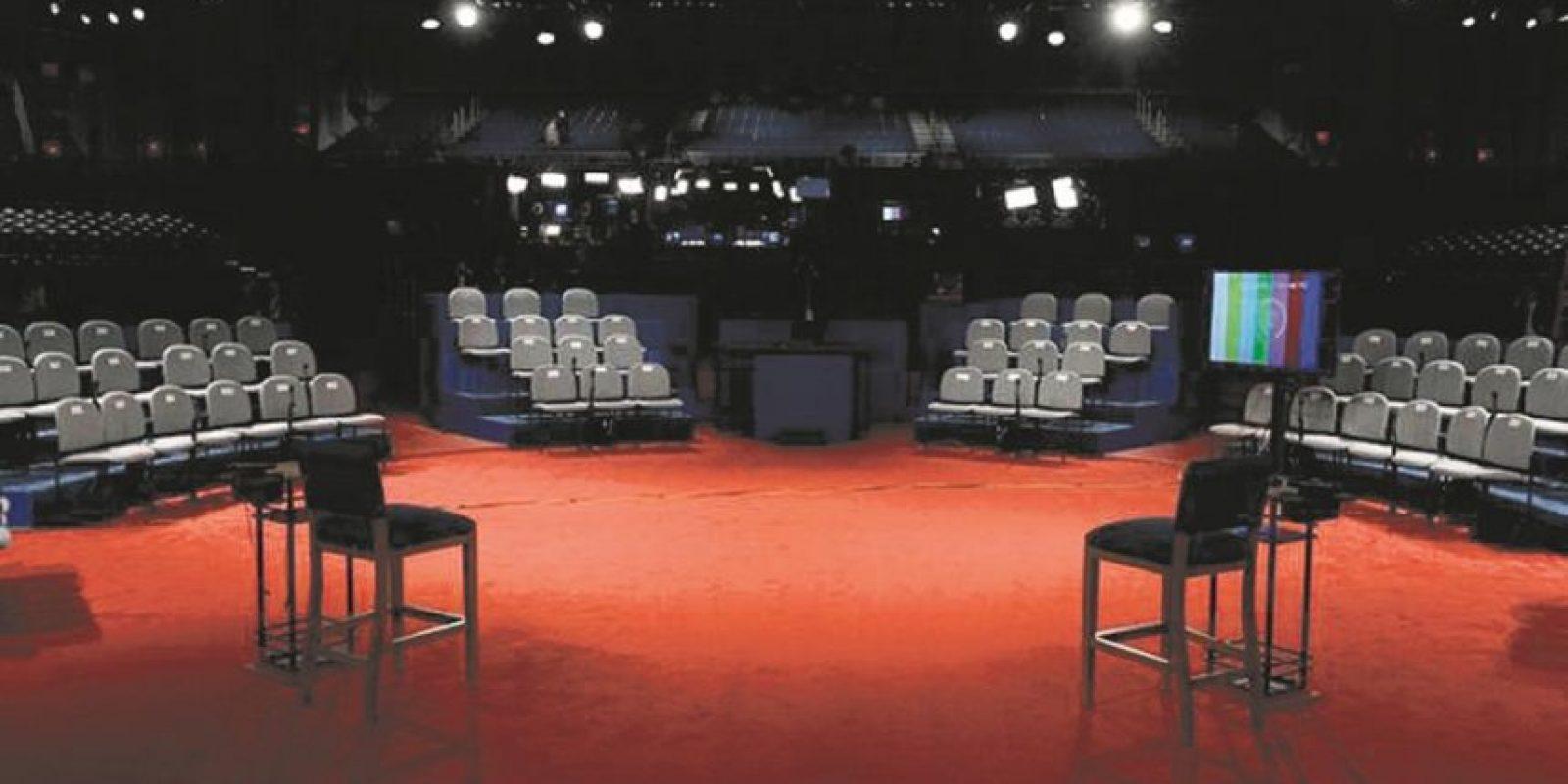 Por ahora las sillas seguirán vacías y seguirá faltando el debate en una democracia institucionalizada Foto:Fuente Externa