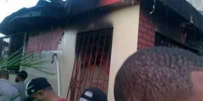 Incendio deja cinco muertos en La Romana