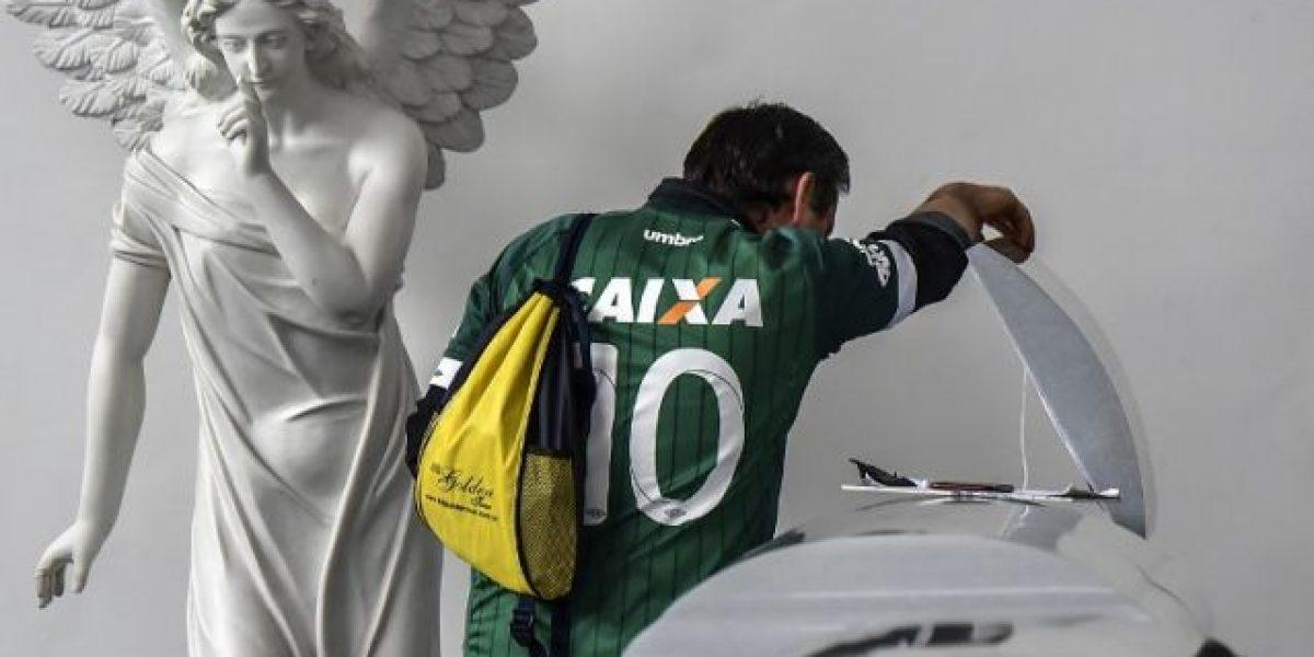 Se espera medio pueblo en funerales de Chapecoense