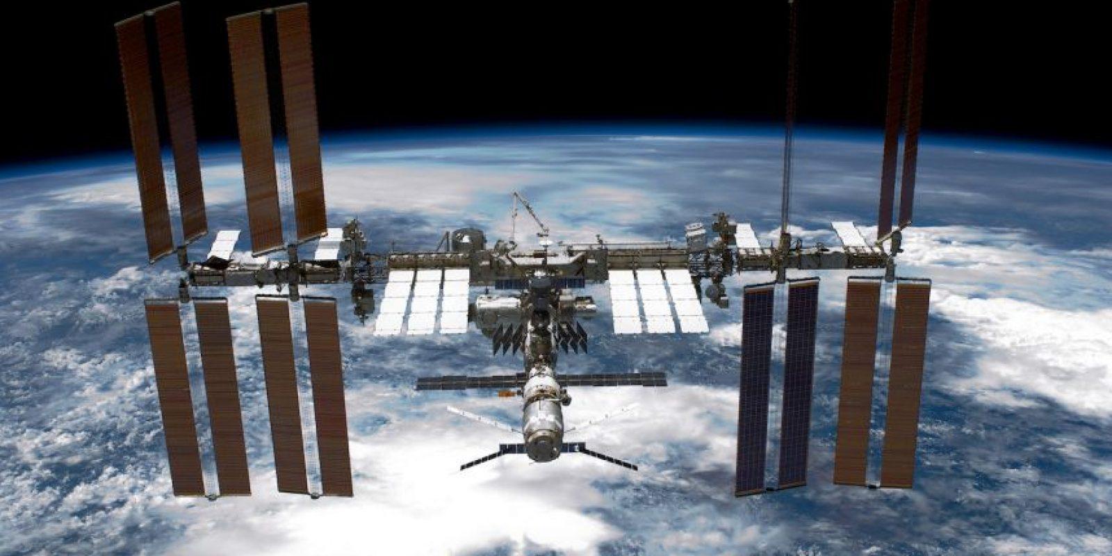 La Estación Espacial Internacional se puso en órbita en 1998 Foto:Getty Images