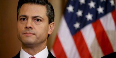 Y Peña Nieto 49 Foto:Getty Images