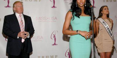 Siguen las polémicas con el candidato a la presidencia Foto:Getty Images