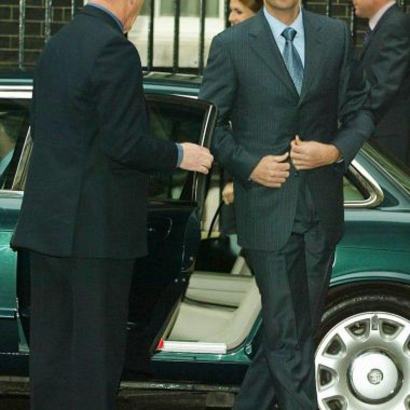 Durante los primeros años de su gestión, Al-Assad sostuvo encuentros con otros líderes mundiales Foto:Getty Images