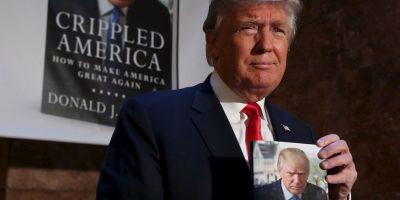 "Durante la campaña presidencial, Donald Trump presentó ""Crippled America"""