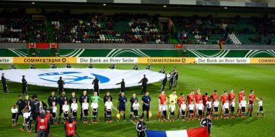 Para el siguiente año el país será la casa de la Eurocopa. Foto:Getty Images