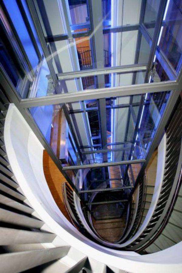 Un elevador con sobrecarga no caerá. Simplemente no se moverá Foto:Getty Images